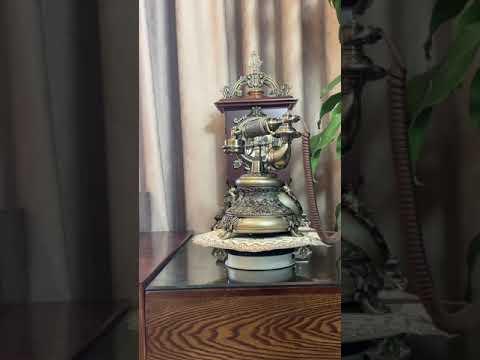 Điện Thoại Bàn Mẫu cổ Điển Dùng Sim Di Động - LH 0977499970