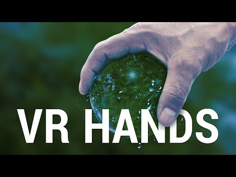 Near-Perfect Virtual Hands For Virtual Reality!