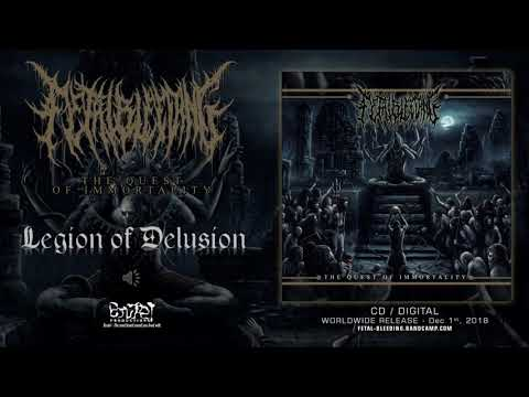 Fetal Bleeding - Legion Of Delusion [brutal death metal]
