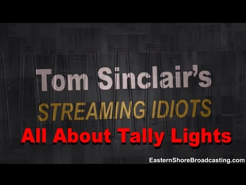 Ted @ Tally-Lights.com Ventures Into Streaming Idiots