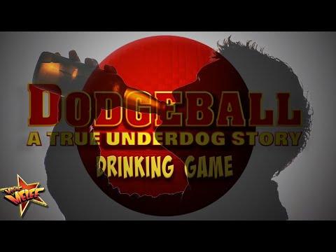 Dodgeball: A True Underdog Story Movie Drinking Game