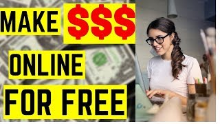 Free ways to make money online (no surveys). earn extra on the side