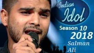 Indian Idol Winner 2018 Season 10 Salman Ali Top 14 best singing Chunar.mp3
