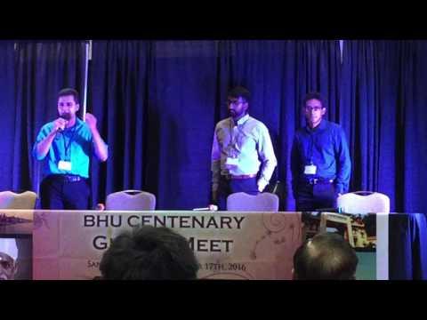 IIT Varanasi Global Reunion, Sons of BHU Performance