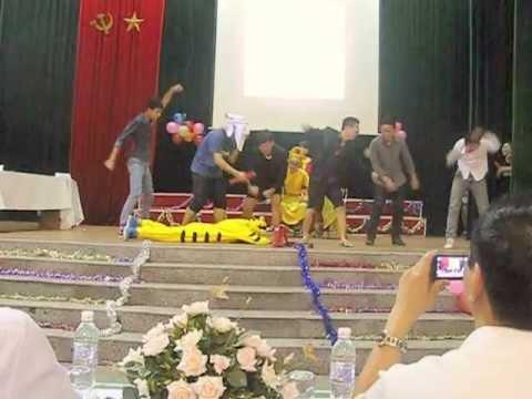 [Ngoại khóa]Biến đổi khí hậu toàn cầu và Việt Nam - Kịch - Nhảy harlem shake