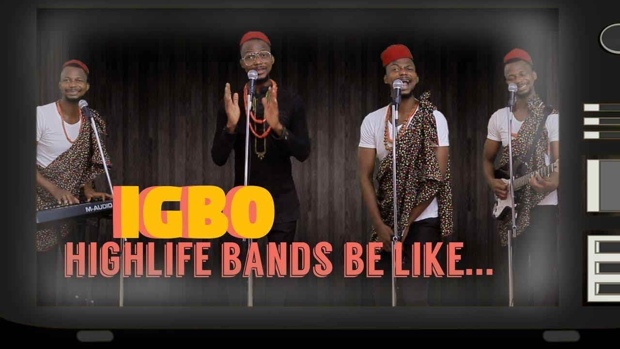 EmmaOhMaGod's Igbo Highlife rendition of Olamide's