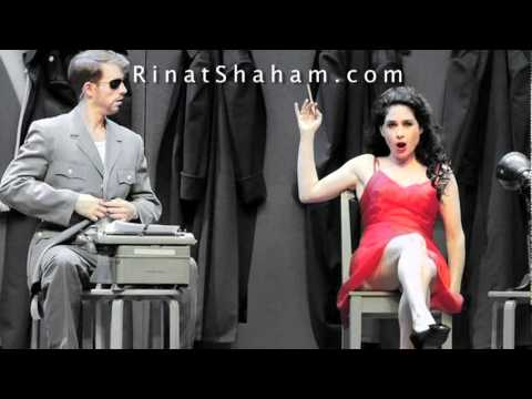 Rinat Shaham sings Carmen:  CURRENTZIS