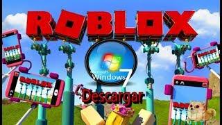 Wie man ROBLOX für Windows 7, vsta und XP herunterlädt