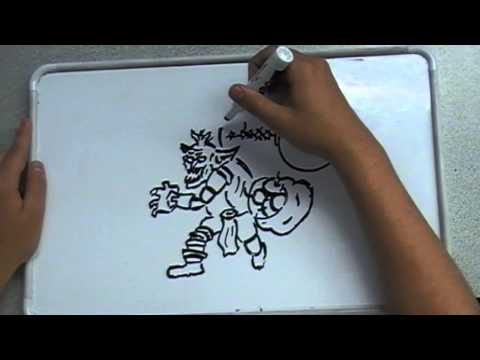 Haymarket Affair Sketch Video