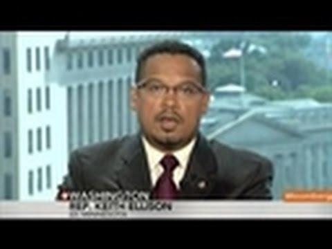 Ellison Says U.S. Needs to Focus on Creating Jobs