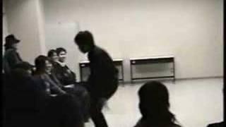 「東京外国語大学のマイケル・ジャクソン」ことHIDEの卒業公演