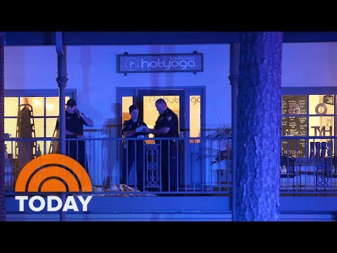 Shooting At Florida Yoga Studio Leaves 2 Dead | TODAY