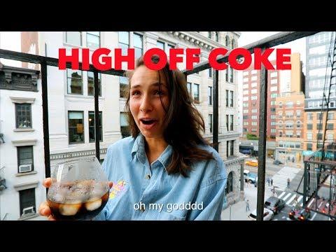GETTING HIGH OFF COKE