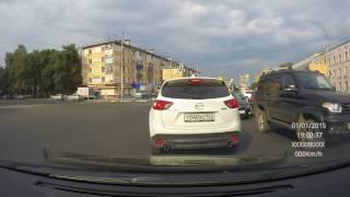 видео Видеорегистратор street storm a7525 w