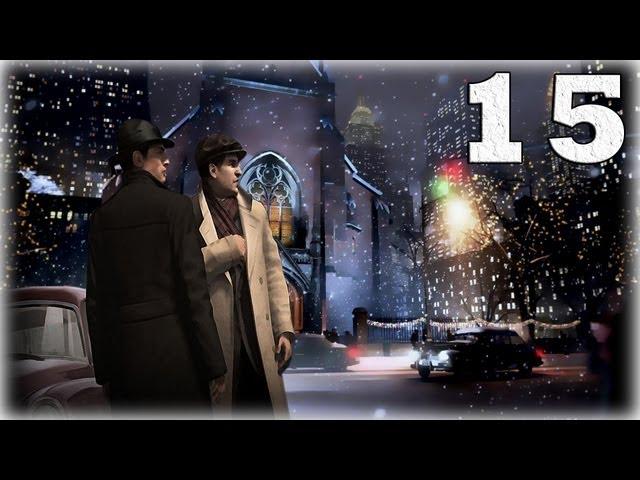 Смотреть прохождение игры Mafia 2. Серия 15 - Убийца отца.