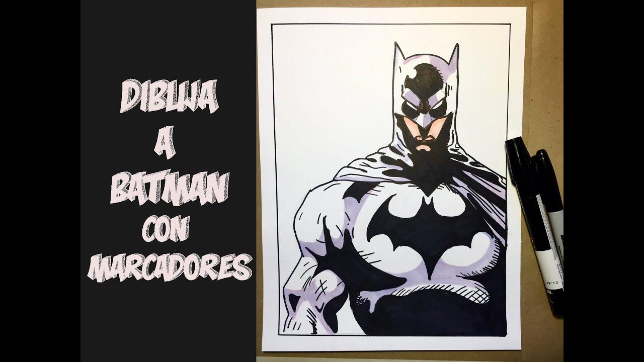 Bat Man 365 Bocetos Batman Wwwmiifotoscom