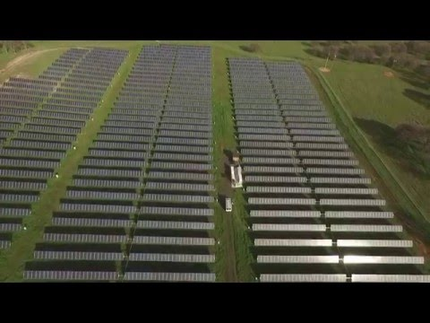 Jamestown Solar Farm Trouble Shooting