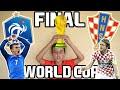 FINAL WORLD CUP 2018 - FRANCIA VS CROACIA