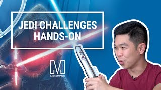 Star Wars Jedi Challenges Unboxing and Hands-on
