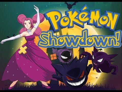 Pokemon Showdown # 27 - monotype Ghost VS Ghost