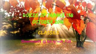 dj GT - Voices Of Trance 138 (October 2016) Classics Special