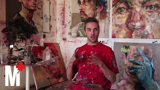 An interview with artist Andrew Salgado