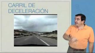 Tema 2.-2 Carriles Especiales. Carril de aceleración