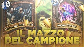 IL MAZZO DEL CAMPIONE | JADE DRUID DI TOM60229!