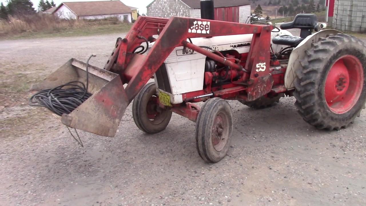 885 case tractor starter wiring diagram