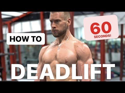 How to Deadlift: