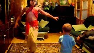 АЛЁНА и восточные танцы-2