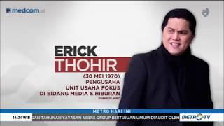Download Video Sepak Terjang Erick Thohir MP3 3GP MP4