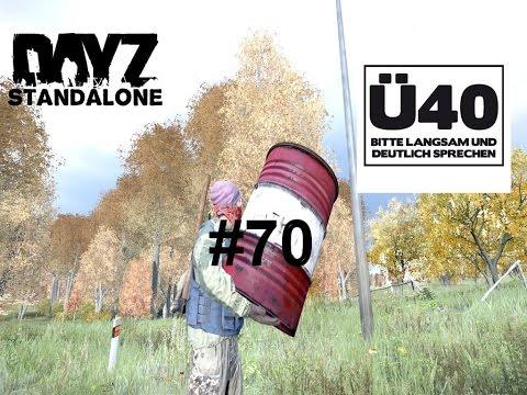 DayZ Standalone Ü40 #70 Er liegt da ! Er ist tot ! German Gameplay