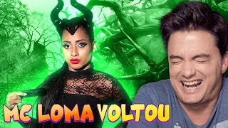 MC LOMA VOLTOU! REACT!