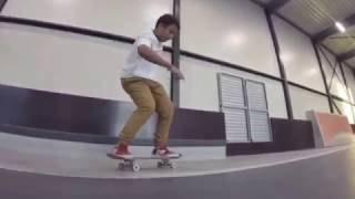 Stuttpark skate sesh