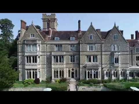 Nutfield Priory | Drone Footage
