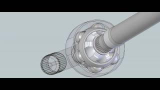 HOW IT WORKS Toyota Birfield Joint .avi