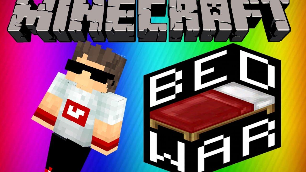 BedWars – რთულად მოპოვებული გამარჯვება (Minecraft ქართულად)