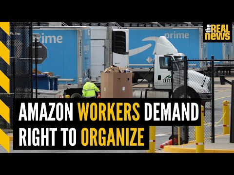 From Bessemer to Baltimore, Amazon workers demand the right to organize
