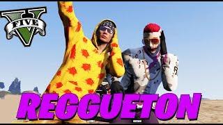 LOS REGGAETONEROS PELIGROSOS!! - GTA V Roleplay - Nexxuz