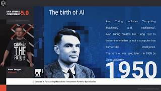 Presentation of the first complete ai investment platform. it is based on most innovative methods: advanced neural networks (resnet/densenet, lstm, g...