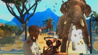 "ZOO TYCOON EN XBOX ONE: ""NUEVO BEBÉ ANIMAL!!"" | WILLYREX Y VEGETTA | Episodio 4"