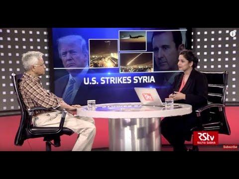 World Panorama - Episode 319 | US strikes Syria