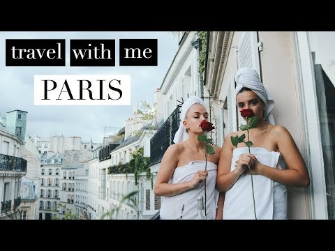 TRAVEL VLOG | 5 NIGHTS IN PARIS