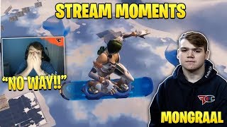 Not today... Mongraal   (New Stream Moments)