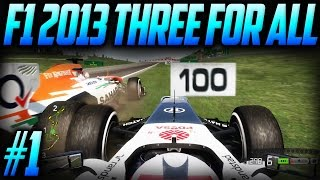 f1 three for all