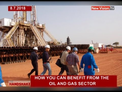 How you can benefit from the oil and gas sector