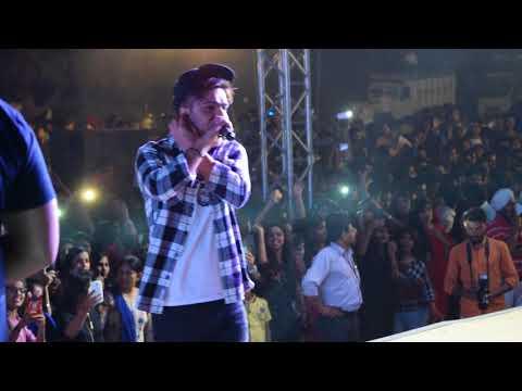 Akhil Punjabi singer  event l i t college