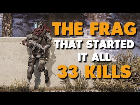 Titanfall 2 - The Frag That Started It All | 33 Kills