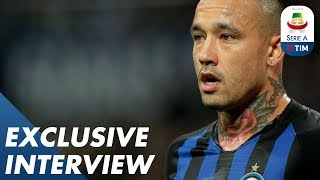 The Inter Ninja | Radja Nainggolan Interview | Serie A